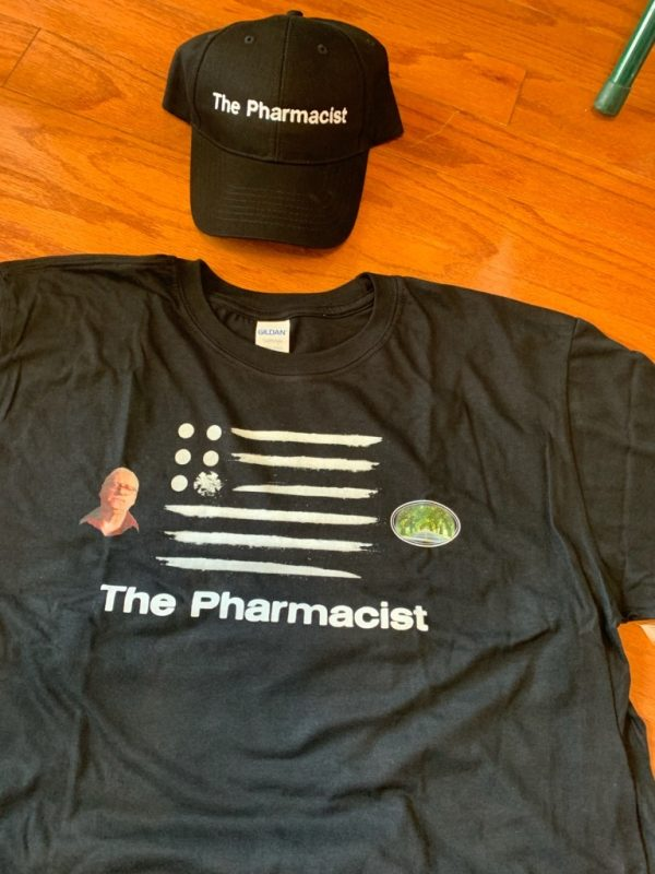 the pharmacist t-shirt
